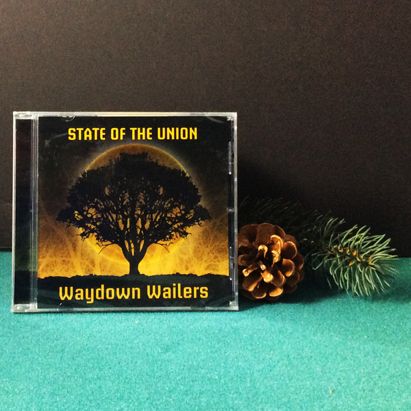 State of the Union, Waydown Wailers, Woodstock, NY
