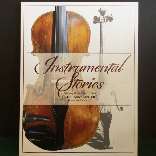 """Instrumental Stories"" Exhibition Catalog"