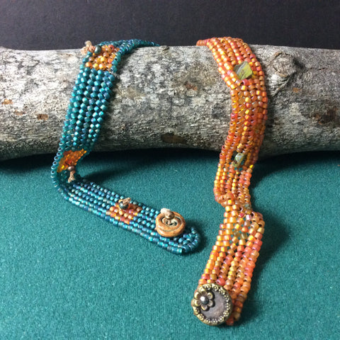 Single Wrap Beaded Bracelets
