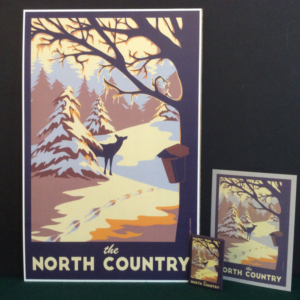 Assorted Vintage North Country Items, Catherine LaPointe, Potsdam, NY