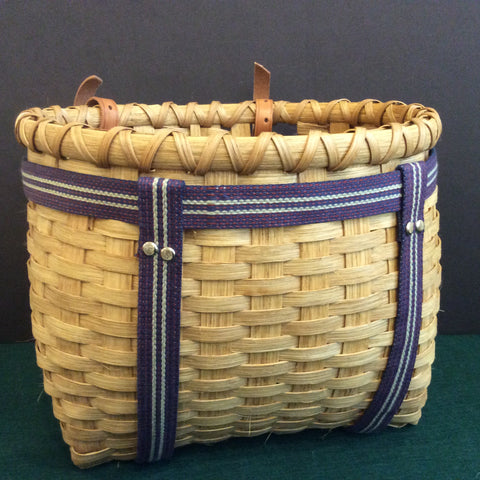 Bicycle Basket, Sue Ulrich, Boonville