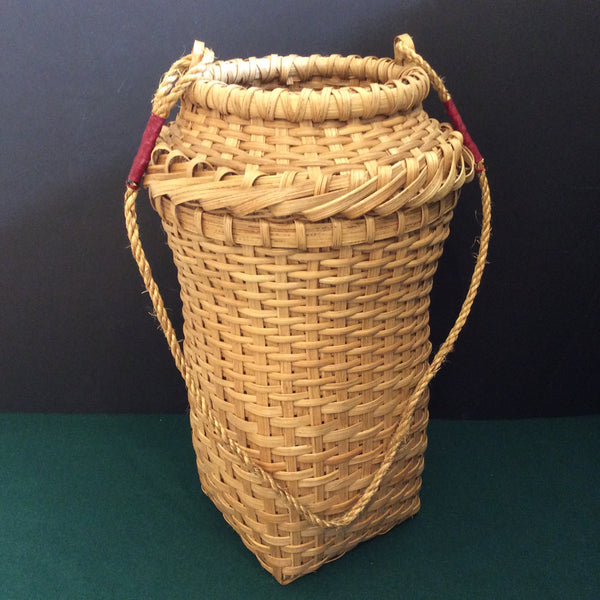 Onion Harvesting Basket, Sue Ulrich, Boonville