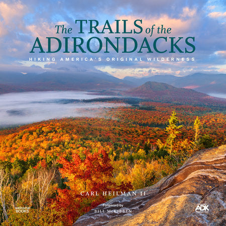 Trails of the Adirondacks, Author Neal Burdick, Canton, NY