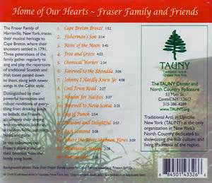 Home of Our Hearts CD