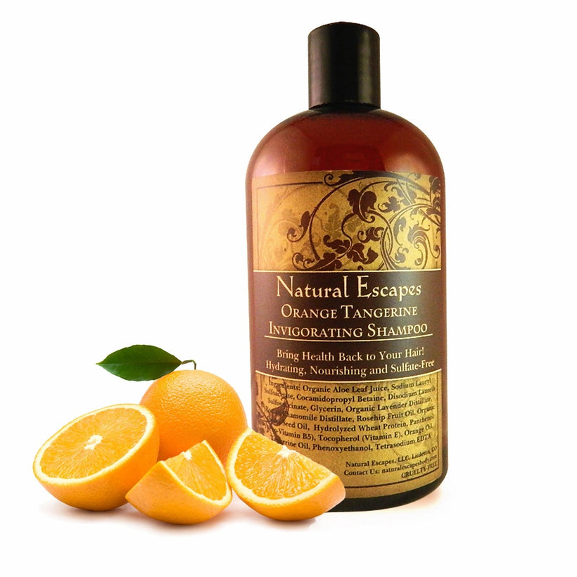 Shop Natural Bath & Shower Products