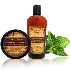 Shop Natural Body & Foot Care