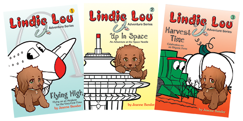 Lindie Lou - 3 BOOK SET