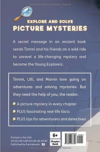 A Family Secret: A Timmi Tobbson Young Explorers Children's Book