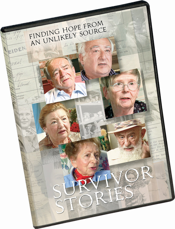 Survivor Stories: Finding Hope from an Unlikely Source