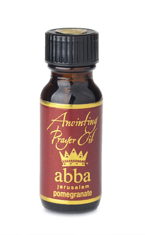 Pomegranate Anointing Oil 1/2oz