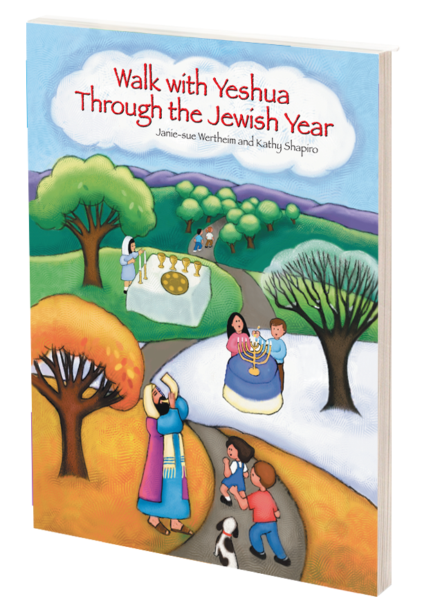 Walk With Yeshua Through the Jewish Year