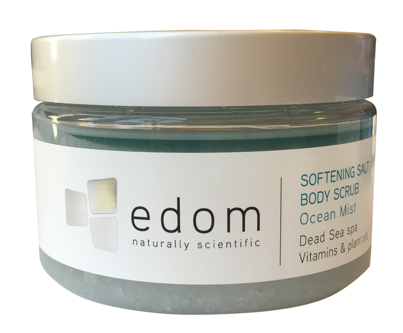 Dead Sea Softening Salt Body Scrub