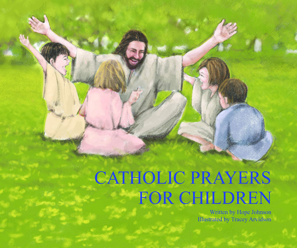 Catholic Prayers for Children (Coming December 2018)