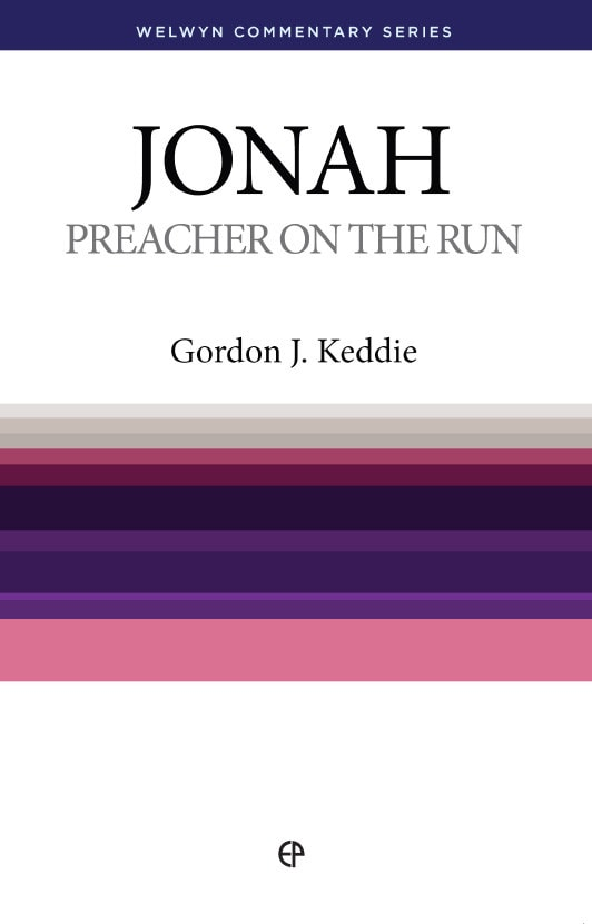 WCS Jonah: Preacher on the Run