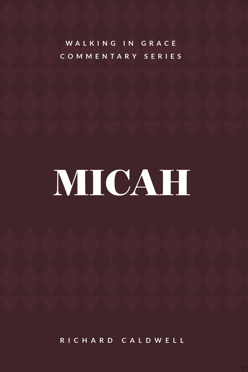 Micah: Who is Like God?
