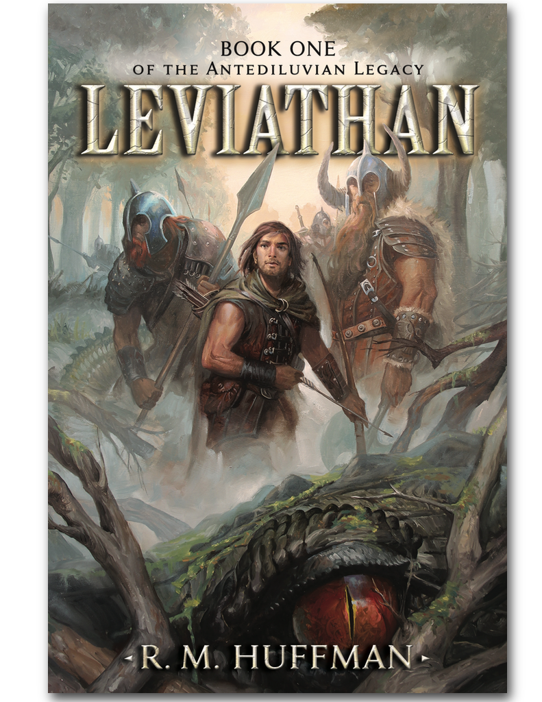 Leviathan (Hardcover): Book One of the Antediluvian Legacy