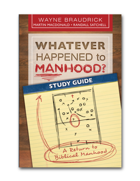 Whatever Happened to Manhood? - Study Guide