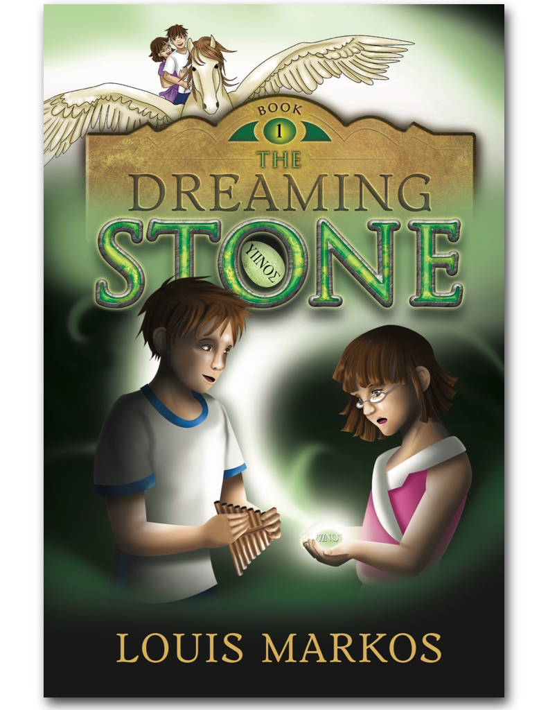 The Dreaming Stone (Paperback)