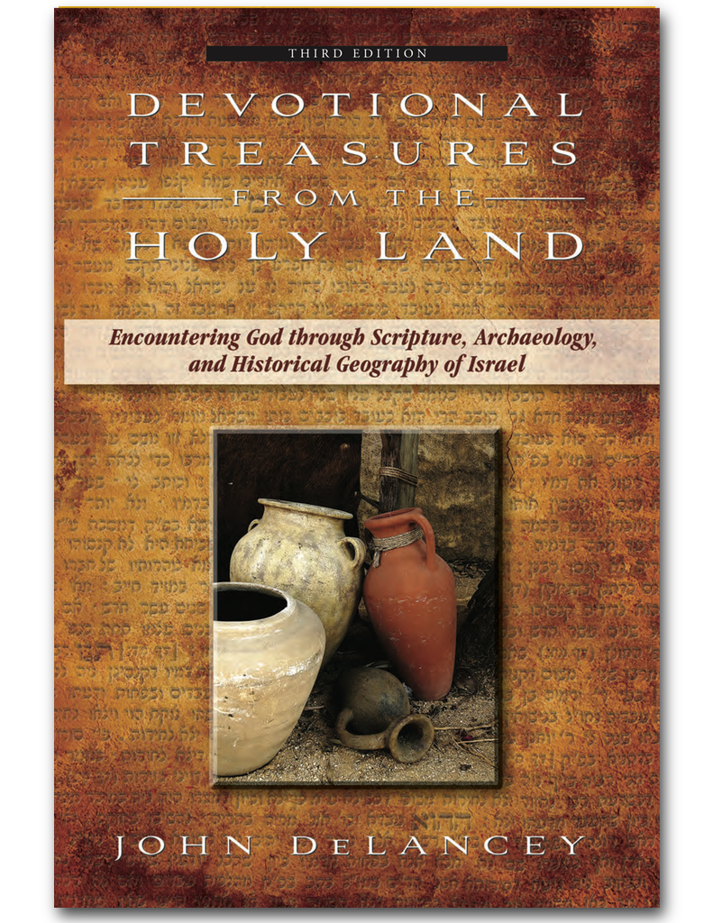 Devotional Treasures From the Holy Land