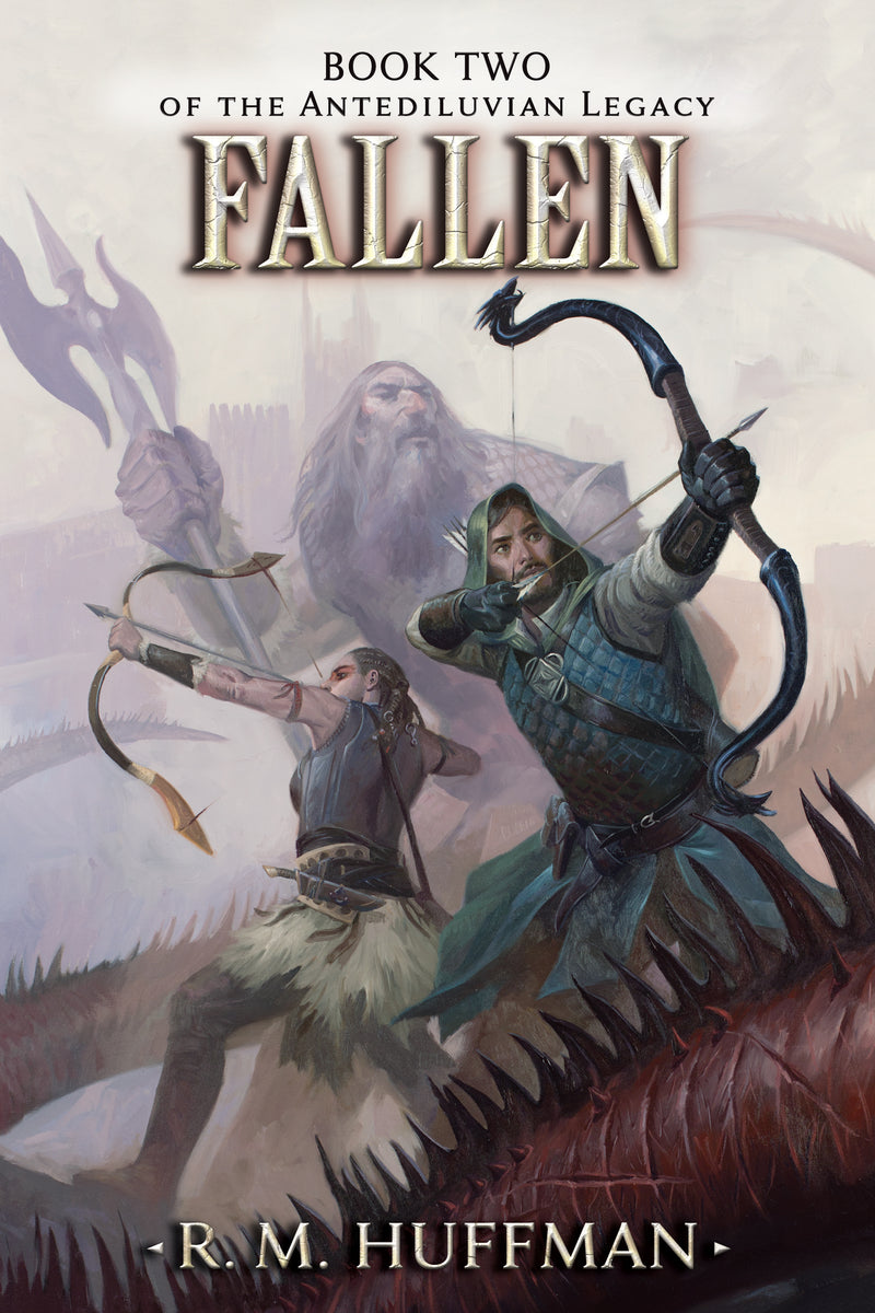 Fallen: Book Two of the Antediluvian Legacy