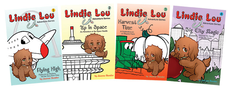 Lindie Lou - 4 BOOK SET (HARDCOVER)