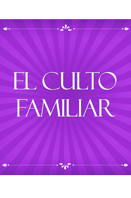 El culto familiar