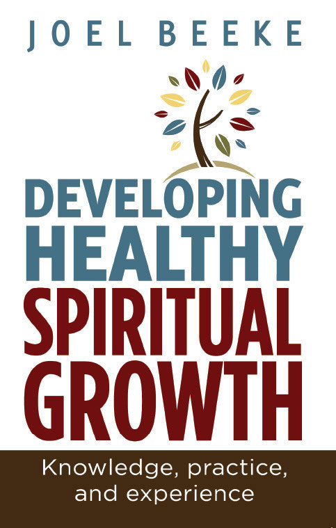 Developing healthy spiritual growth