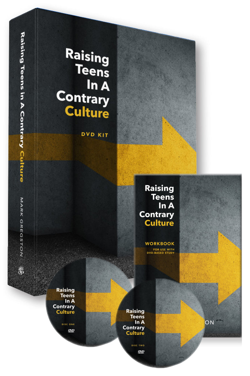 Raising Teens in a Contrary Culture DVD Kit