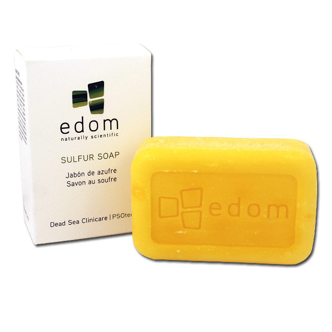 Dead Sea Sulfur Soap