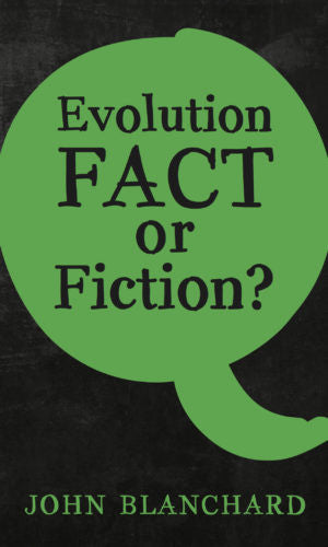 Evolution Fact or Fiction (2016 version)