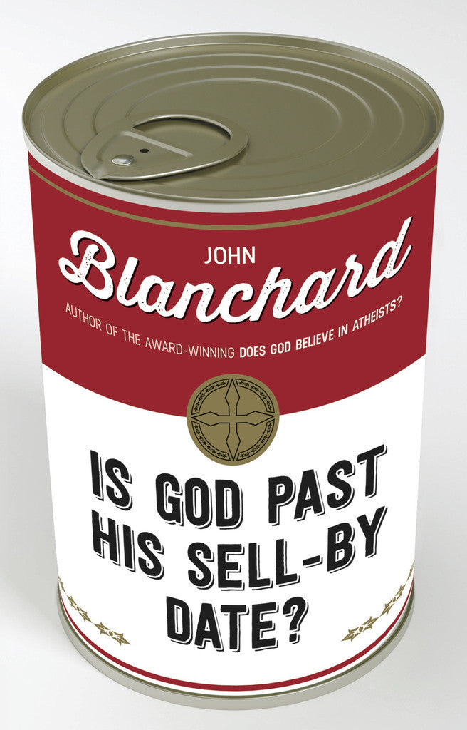 Is God Past His Sell By Date?