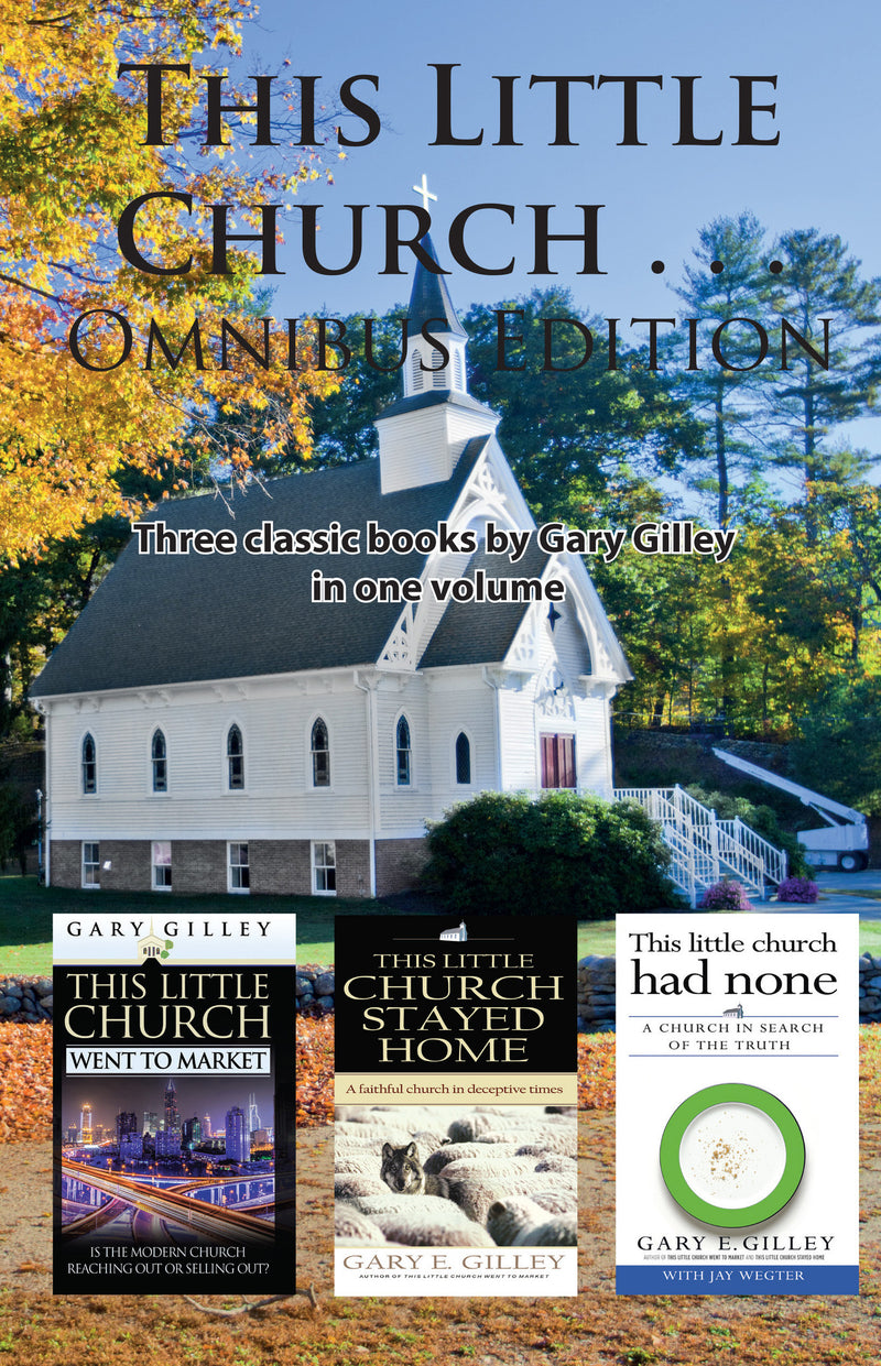 This Little Church Omnibus Edition