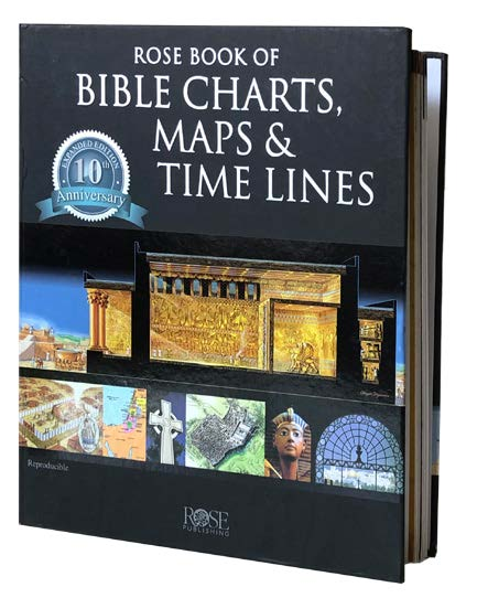 Rose Book of Bible Charts, Maps and Time Line