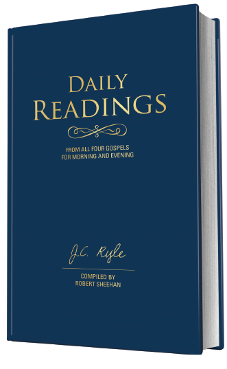 Daily Readings by JC Ryle (Gift Edition)