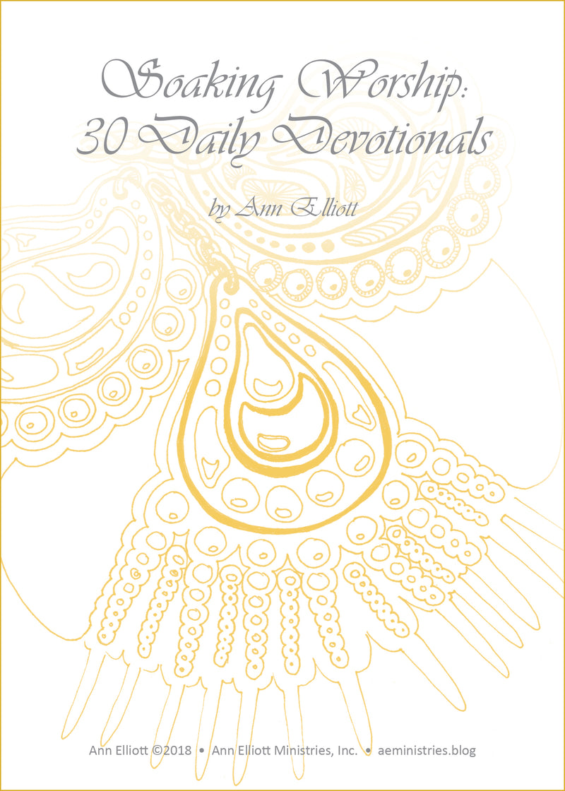 Soaking Worship: 30 Daily Devotionals E-book