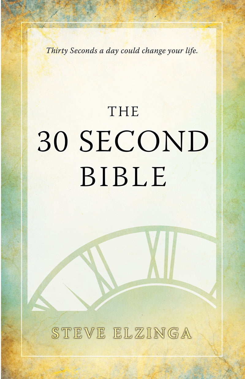 The 30 Second Bible