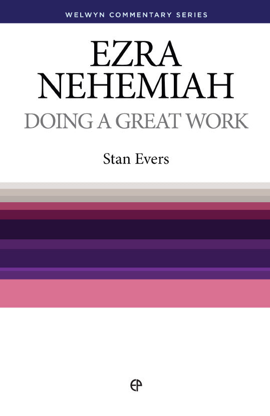 WCS Ezra/Nehemiah - Doing a Great Work