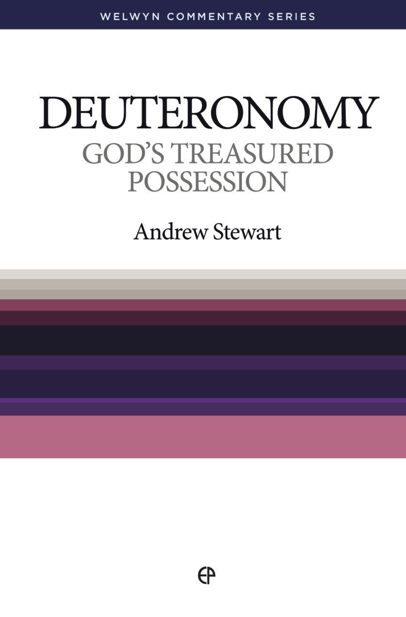 WCS Deuteronomy - God's Treasured Possession