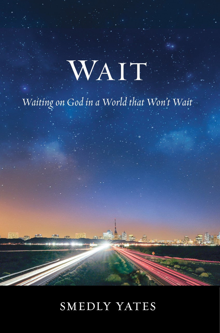Wait: Waiting on God in a World that Won't Wait