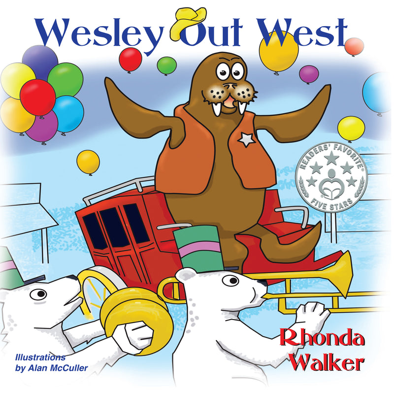 Wesley Out West