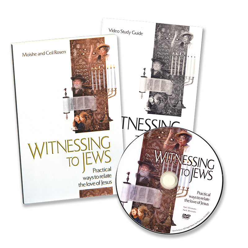 Witnessing to Jews Seminar