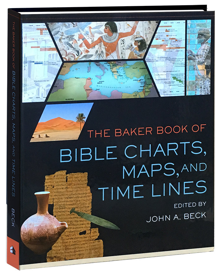 Baker Book of Bible Charts, Maps, and Timeline