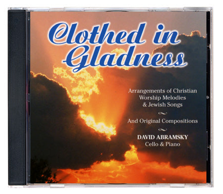 Clothed in Gladness-Instrumental