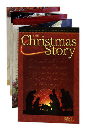 Christmas Story in Prophecy pamphlet