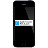 Apple iPhone 5 / 5c / 5s Screen Replacement Service (Black/White)