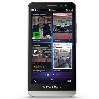 BlackBerry Z30 Screen Replacement Service (Black)