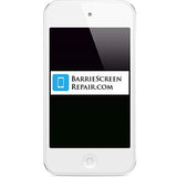 Apple iPod Touch 4th Generation Screen Replacement (Black/White)
