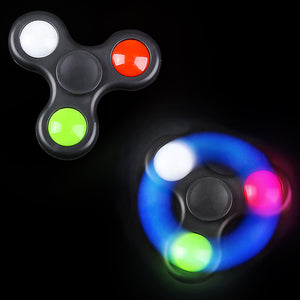 Flashing Fidget Spinner