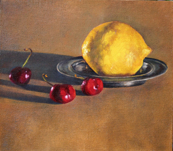 Lemon and Cherries