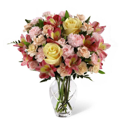 The FTD® Spring Garden® Bouquet (15-M2)